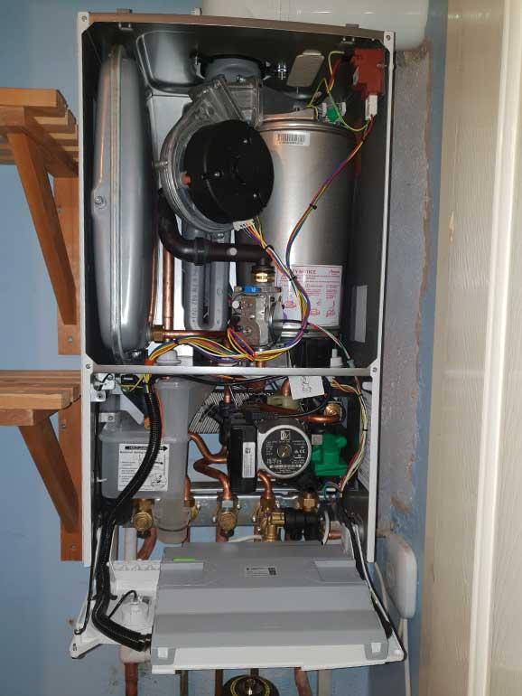 Plumber in Reading Co Boiler upgrade
